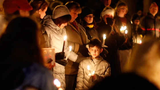Sandy Hook mourners